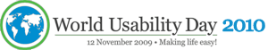 Visit World Usability Day  Home