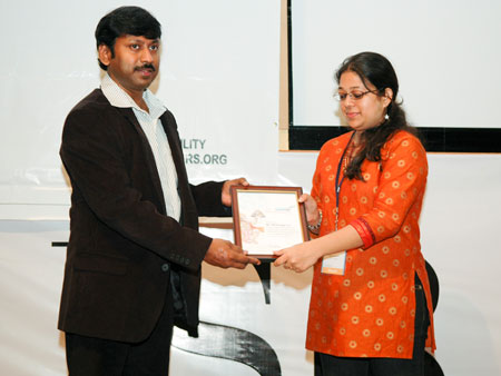 World usability day, Hyderabad